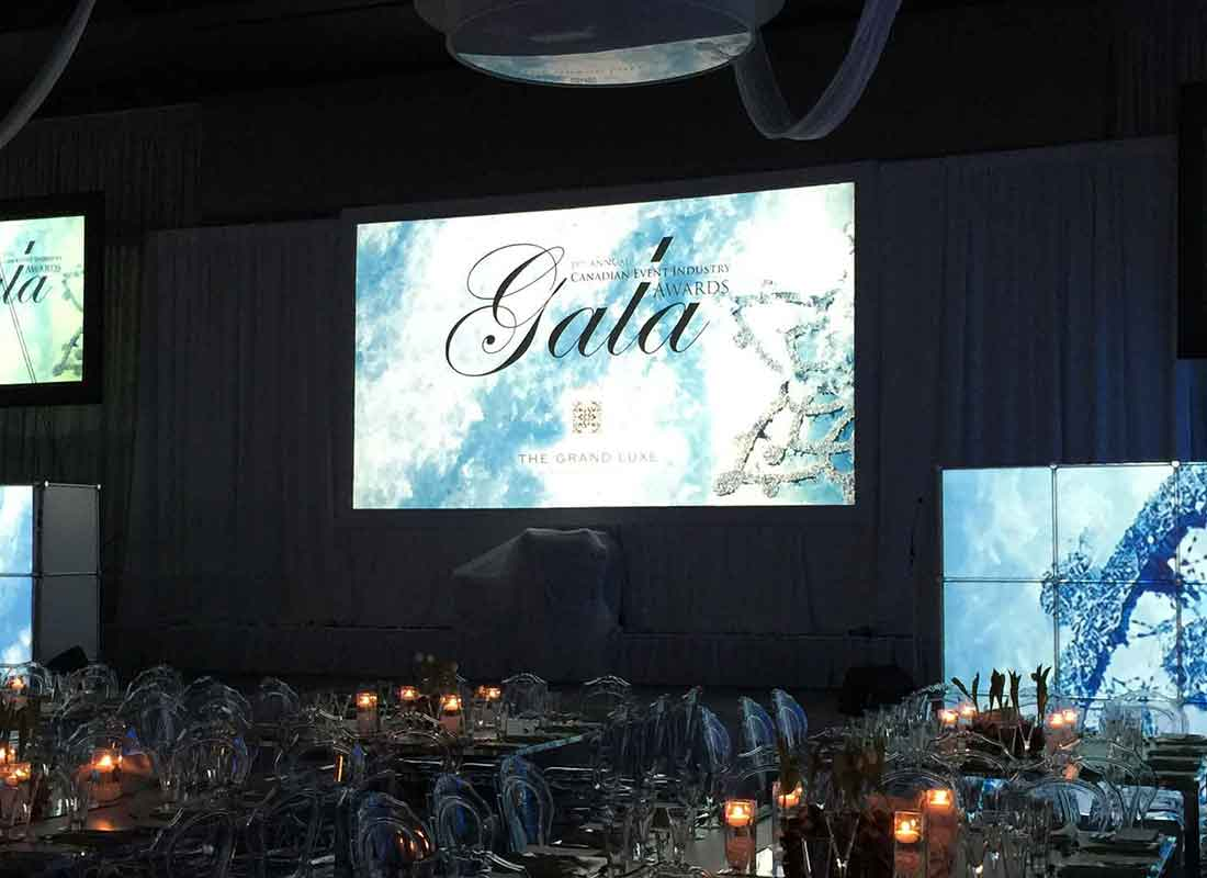 GALAS & SOCIAL EVENTS
